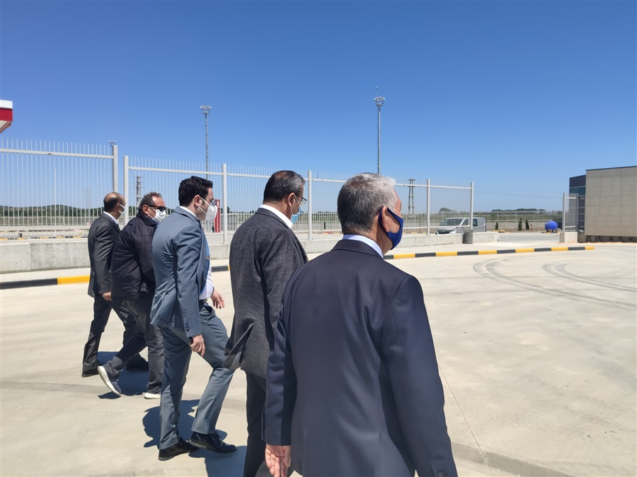 Başkanlığımız Heyetinin İstanbul, Tekirdağ ve Edirne İllerine Gerçekleştirdiği Ziyaret